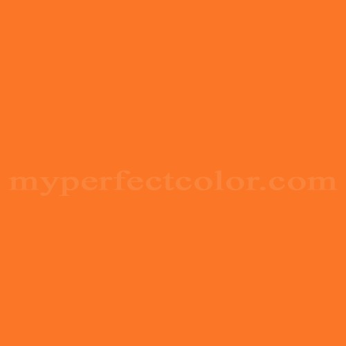 Match of Color Your World™ 69YR34/780 Vivid Orange *
