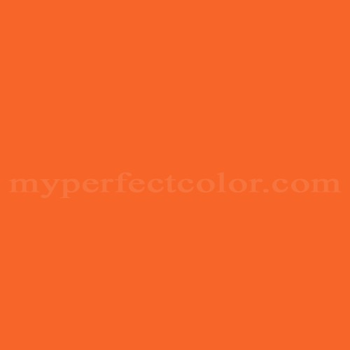 Match of Color Your World™ 56YR28/778 Red Orange *
