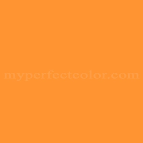 Color Match Of Your World C 1021 California Poppy