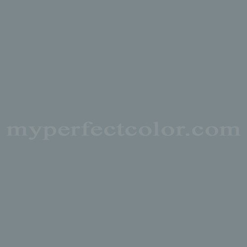 Color Match Of Your World M 1527 Cape Cod Gray