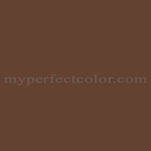 Match of Color Your World™ UD1539 Chippendale Brown *