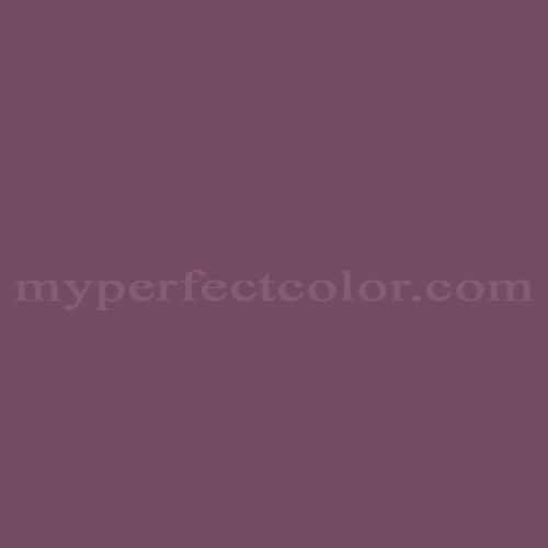 Color Match Of Your World Ud1166 Royal Purple