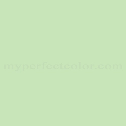 Color Match Of Your World W 1303 Seafoam Green