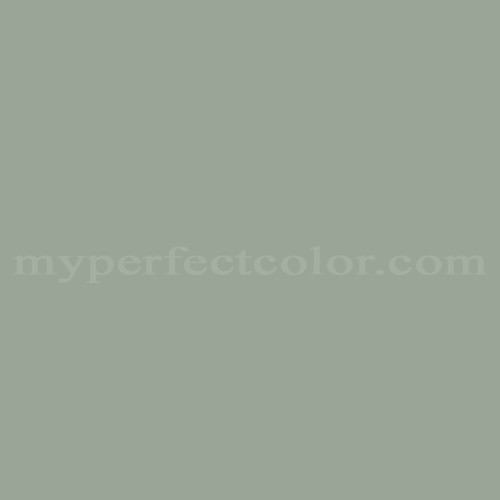 Color Match Of Your World M 1517 Willow Green
