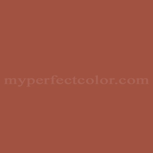 Match of Color Your World™ C 1076 Georgia Clay *