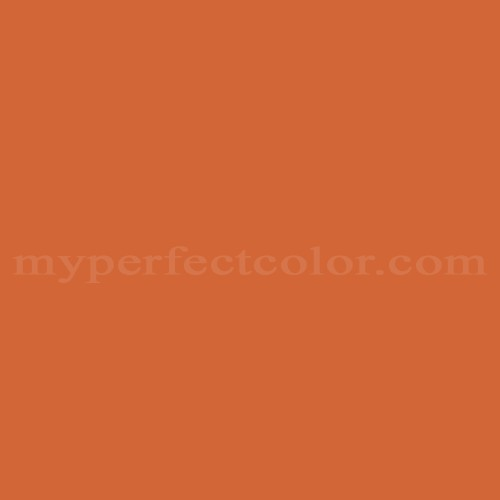 color match of color your world c 1061 orange poppy