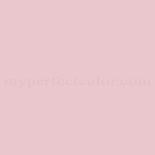 Match of Dutch Boy™ R-5-2 Soft Pink Prayer *
