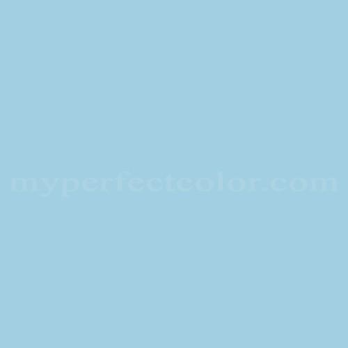 Match of Dutch Boy™ B-11-5 Priscilla Blue *