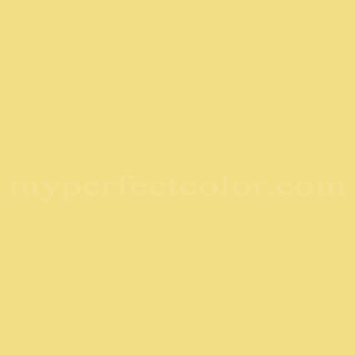 Match of Dutch Boy™ Y-13-5 Queen's Yellow *