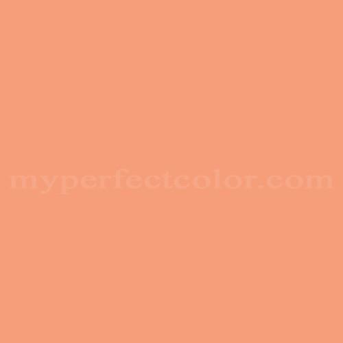 Match of Dutch Boy™ 11-O-3 Oakey-dockey Orange *