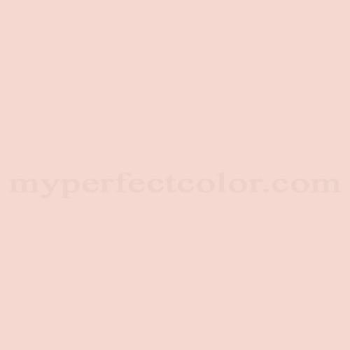 Match of Dutch Boy™ R-4-6 Faintly Pink *