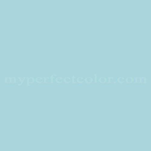 Dutch Boy B 16 3 Charleston Blue Match Paint Colors