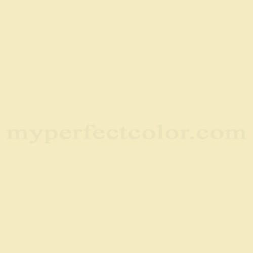 Match of Dutch Boy™ Y-4-1 Bamboo Yellow *
