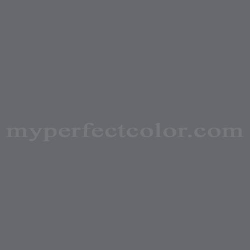 Color Match Of Dunn Edwards 132 Ninja Gray
