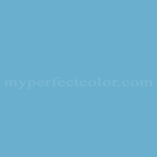 Color Match Of Dunn Edwards De 548 L2 Harbor Blue