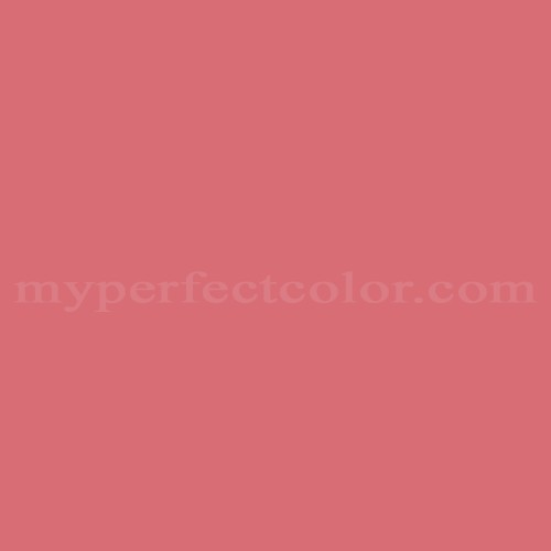 Match of Devoe and Fuller™ 5W2-5 Wildflower Pink *