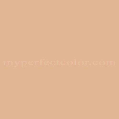 Match of Devoe and Fuller™ 4W12-3 Copperdust *