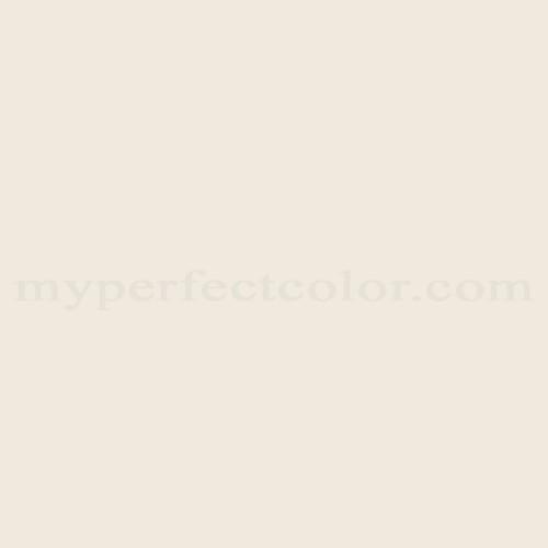 Color Match Of Devoe And Fuller 1w18 1 Whisper White