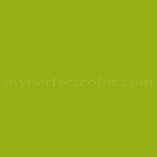 Match of Devoe and Fuller™ 5C15-6 Green Calyx *
