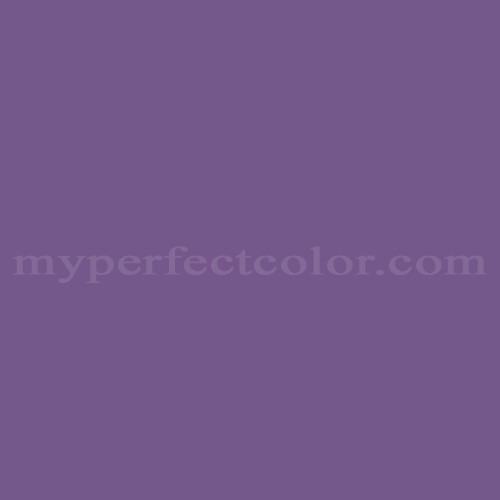 Match of Devoe and Fuller™ 3C3-6 Amethyst Orchid *