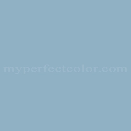 Match of Devoe and Fuller™ 3C13-4 Victorian Blue *