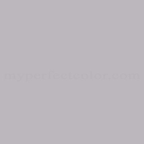 Match of Devoe and Fuller™ 2C3-3 Wisteria Gray *