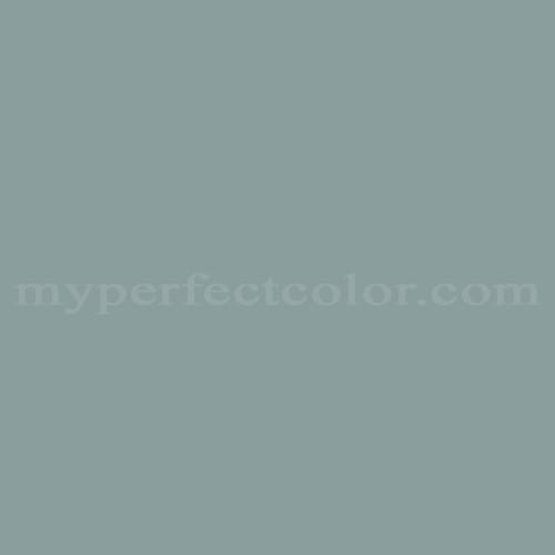 Color Match Of Duron 5523m Cape Cod Blue
