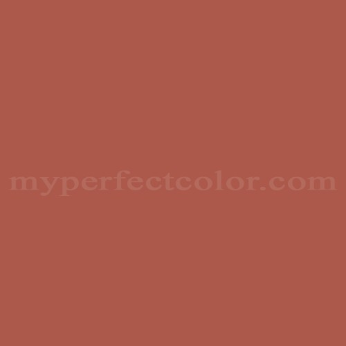 Match of Dal Worth Paints™ A-29C Tobasco *