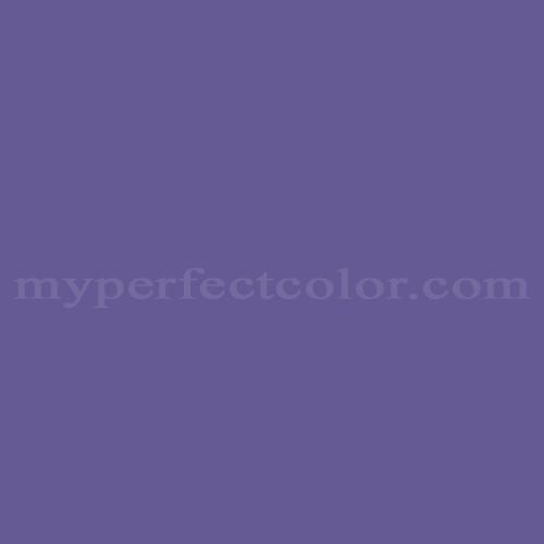 Match of Dal Worth Paints™ A-47C Royal Plum *