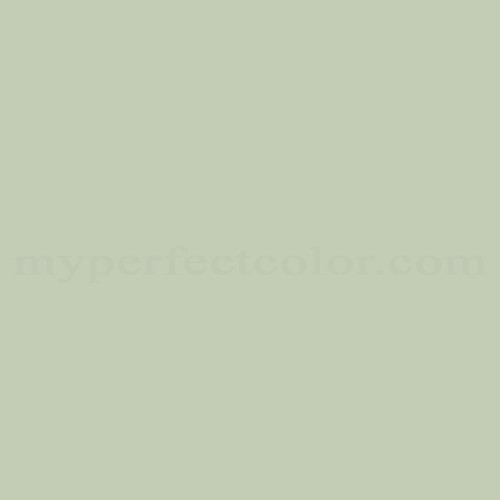 Match of Dal Worth Paints™ 31-12P Green Lily *