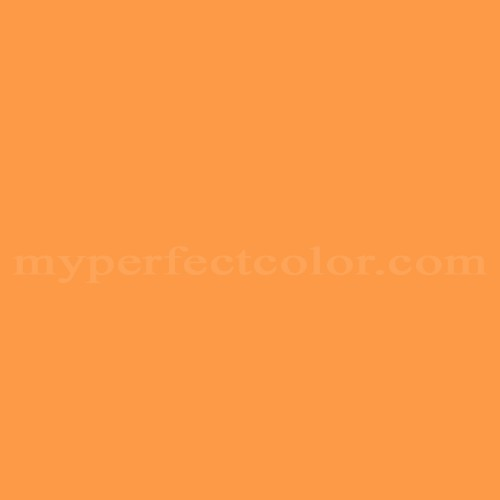 Match of Dal Worth Paints™ 7-5D Mandarin *
