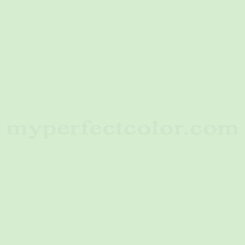 Match of Dal Worth Paints™ 28-1P Mint Sherbet *