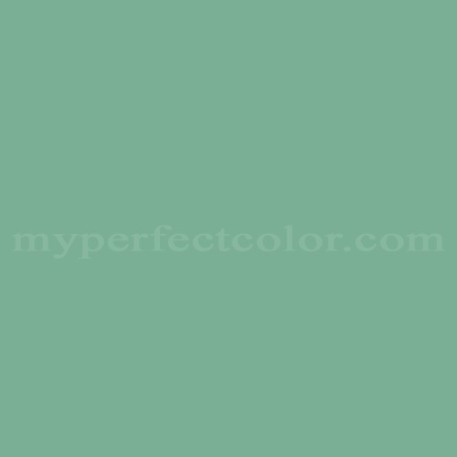 Match of Dal Worth Paints™ 28-9D Mountain Grass *