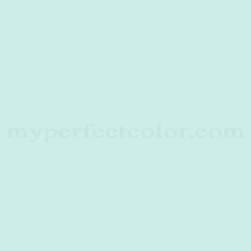 Match of Dal Worth Paints™ 24-1P Aqua Crystal *