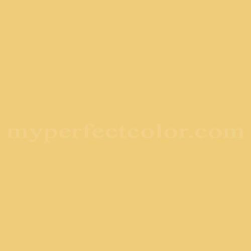 Match of Dulux™ Yellow Gold *