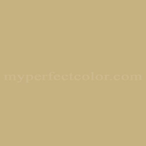 Match of Dulux™ Yellow Moss *