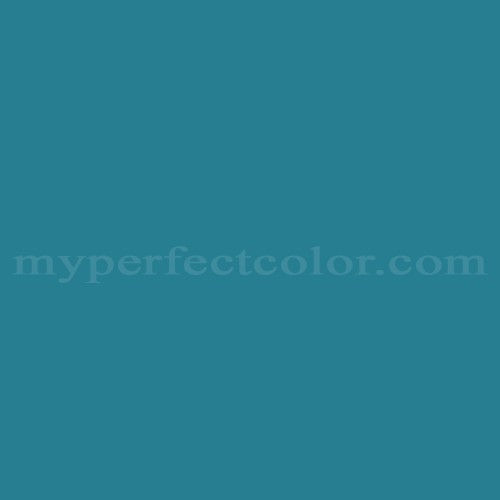 Match of Dulux™ West Pointe Blue *