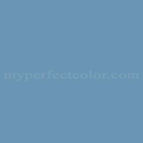 Match of Dulux™ Tibet Blue *