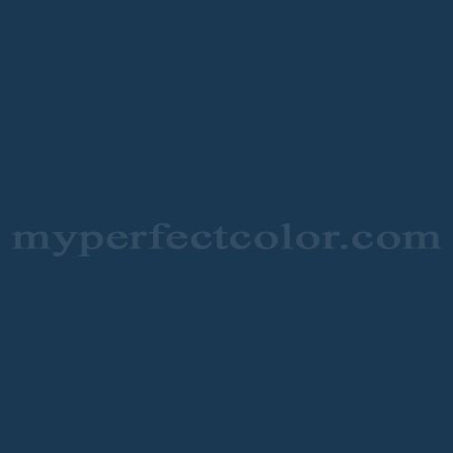 Color Match Of Dulux Slate Blue