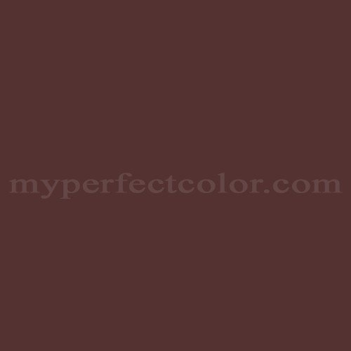 Match of Dulux™ 1-019 Royal Maroon *