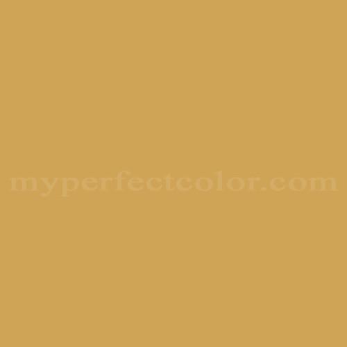 Match of Dulux™ Saturn Gold *