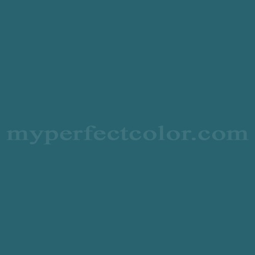 Match of Dulux™ 7-085 Olympic Blue *