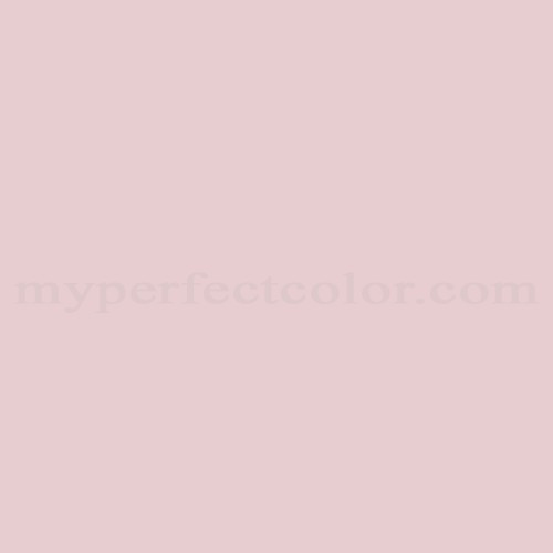 Match of Dulux™ Peppermint Pink *