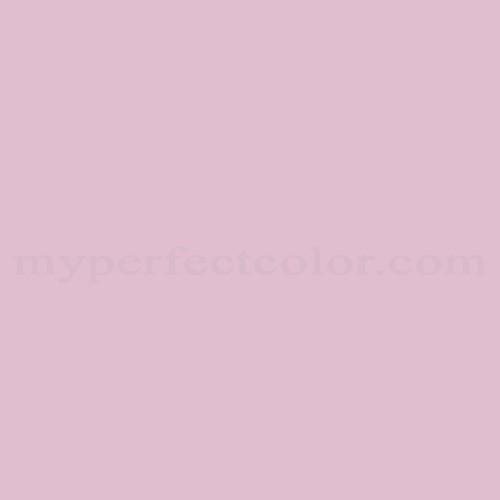Match of Dulux™ Perennial Pink *