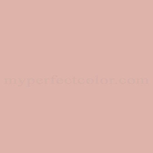 Match of Dulux™ Meadow Pink *