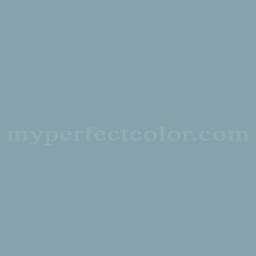 Attractive Color Match Of Dulux 35F China Blue*
