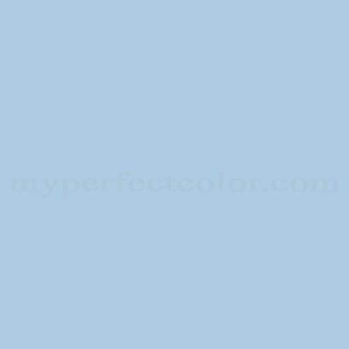 Color Match Of Fuller Obrien D 74 Mystic Blue