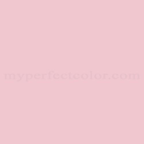 Color Match Of Fuller Obrien C 47 Paris Pink