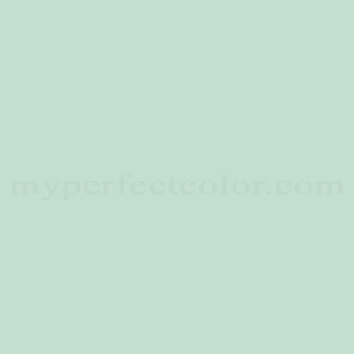 Color Match Of Glidden 46212 Seafoam
