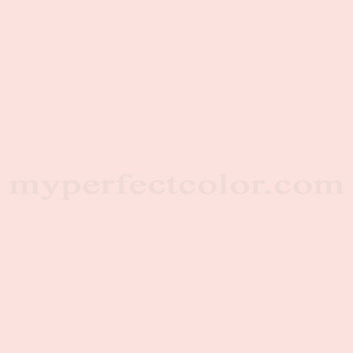 Color Match Of Kelly Moore Km91 L Barely Pink